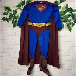 Superman DC Comics boys Halloween costume size S